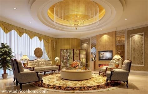 ceiling decorations for living room fascinating european living room ceiling design