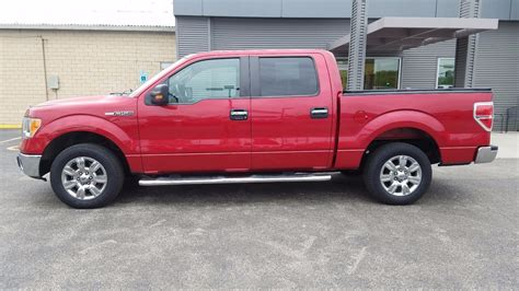 2010 ford f 150 cab 2010 ford f 150 xlt 4x2 crew cab truck supercrew used