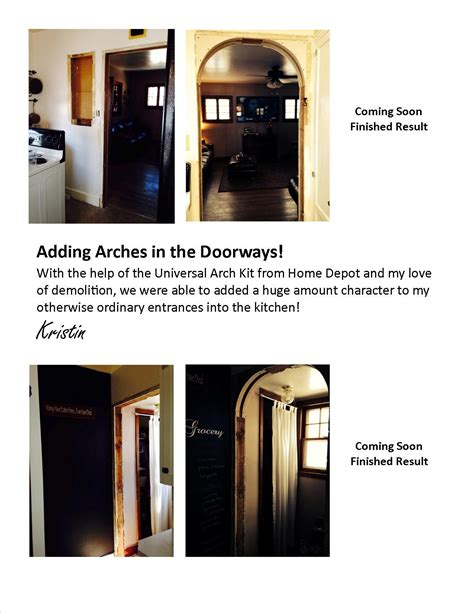 arch home kits adding arches in doorways the universal arch kit