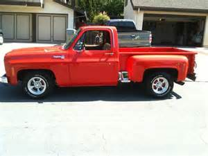 1973 chevy stepside chevy gmc trucks