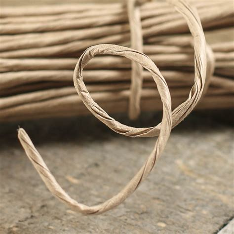 Supplies For String - khaki craft paper wire wire rope string basic