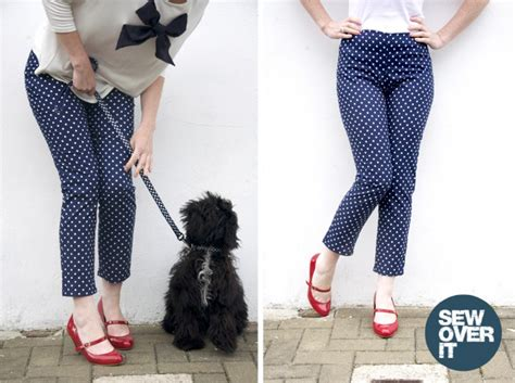 sewing pattern trousers sew over it ultimate trousers pattern in sizes 8 to 20