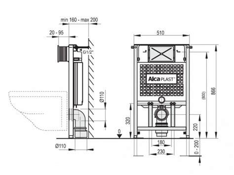 abstand bidet wc wc vorwandelement trockenbau installation 850 1000 1200