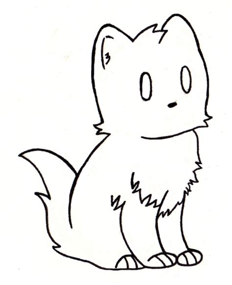 cat easy simple cat drawing clipart best