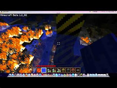 minecraft biggest forest fire  youtube