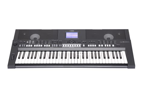 Keyboard Yamaha Psr S650 Second yamaha psr s650 test bonedo