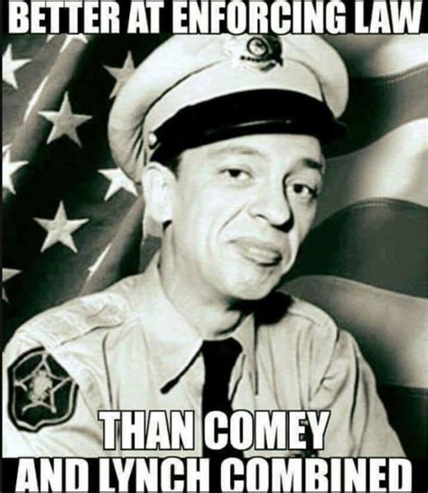Barney Fife Memes - promising candidate for trump s new fbi director
