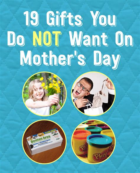 Good Gift Card Ideas For Mom - terrible mother s day gift ideas diy for life
