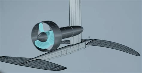hydrofoil boat builders propellers and ducts props ducts electric hydrofoil