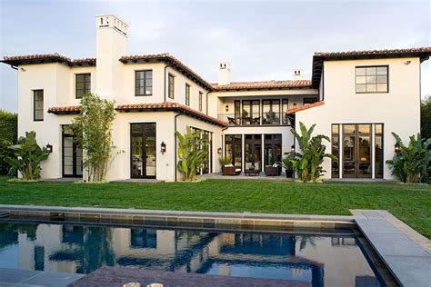 modern spanish style homes spanish revival home gets an exquisite facelift