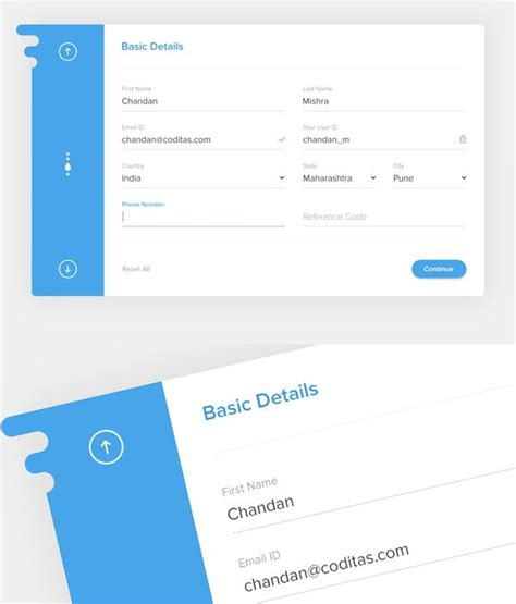 form design pinterest 25 best ideas about form design on pinterest web forms