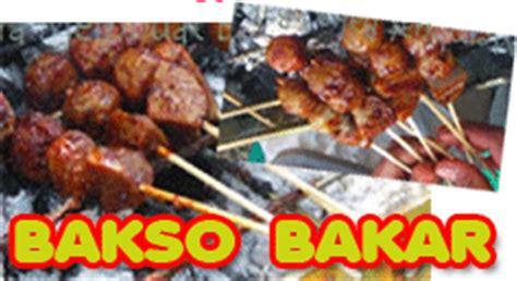 membuat bakso bakar ayam resep cara membuat bakso bakar menggoda selera cara