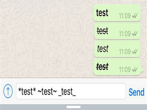 format whatsapp font try this simple step to use the new font on whatsapp gizbot