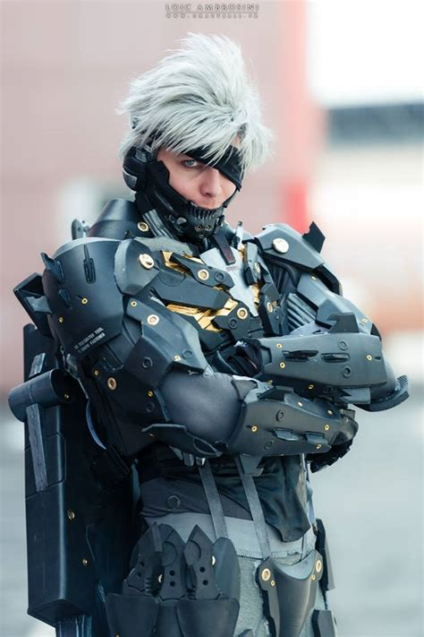 Kaos Raiden Metal Gear Rising metal gear rising revengeance raiden by naythero on deviantart