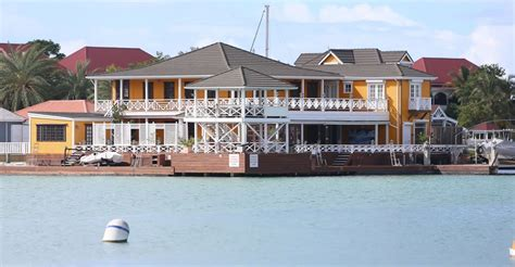 10 bedroom luxury waterfront home for sale jolly harbour