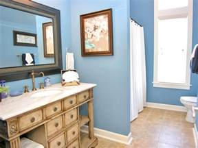 bathroom in blue 7 small bathroom design ideas