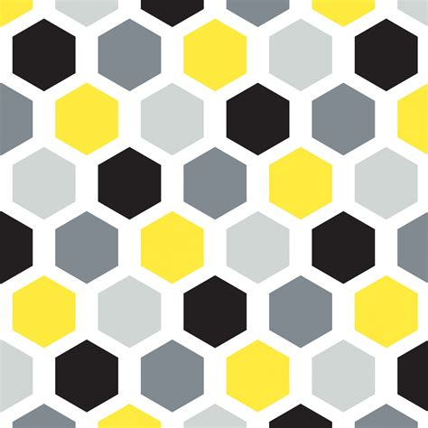 seamless hexagon pattern hexagon seamless wallpaper pattern free stock photo