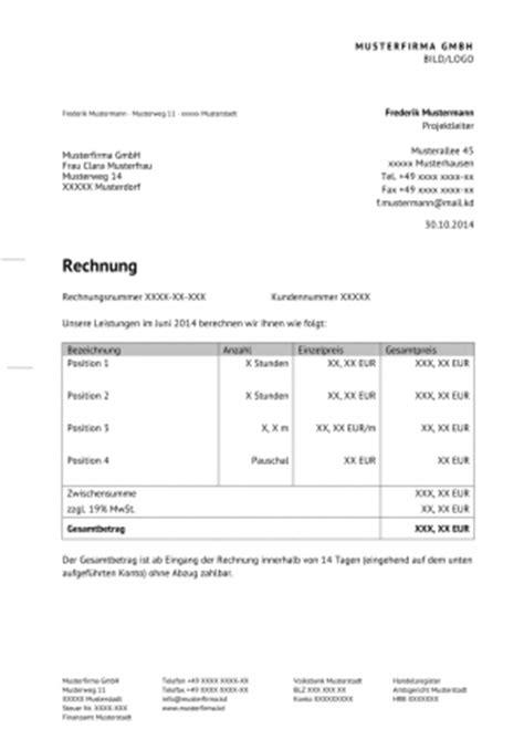 Musterrechnung Gbr Vorlage Und Muster Honorarrechnung Fr Dozenten Lehrer Oder Freiberufler Muster Rechnung