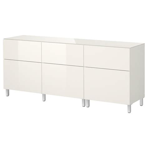 ikea besta cabinet best 197 storage combination w doors drawers white tofta