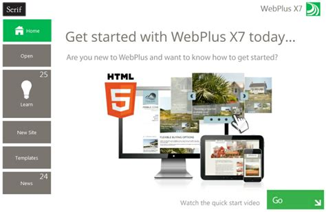 Serif Webplus X7 Free License Giveaway Tech2blog Com Webplus Ecommerce Templates