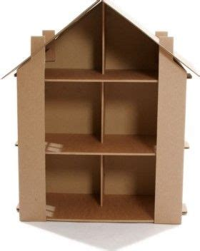 make your own doll house cardboard dolls house woodworking projects plans