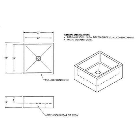 18x18 floor sink mop sinks 16 stainless steel floor mop sinks by