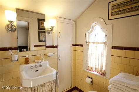 1930 bathroom style joy of nesting vintage 1930 s style bathrooms redesigned