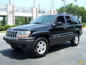 2001 black jeep grand laredo 4x4 50231256