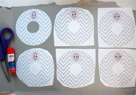 lace diy baby closet dividers forever in