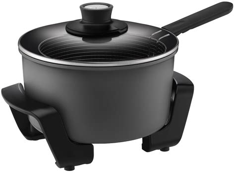 Oxone Mini Fry Pan 81 sunbeam fryer df4500 reviews appliances