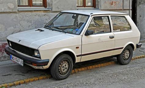 Yugo Auto by Zastava Yugo 45 Laptimes Specs Performance Data