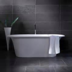 charcoal tile bathroom 1000 images about bathrooms on concrete