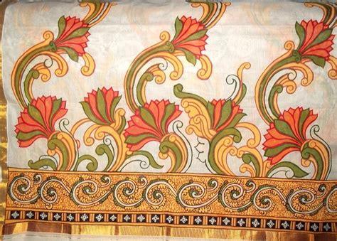 Mural Designs Outline by Border Kerala Murals