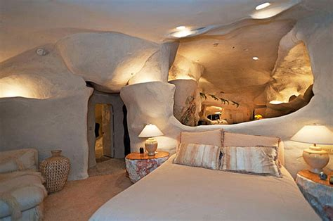 dick clark flintstone house photos dick clark s flintstones inspired home in malibu