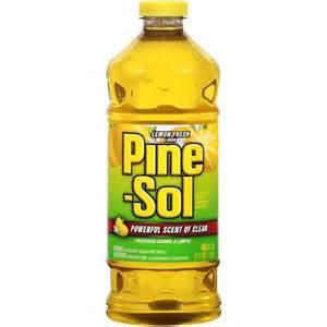 Fiber Soil pine sol lemon fresh scent multisurface cleaner 48oz