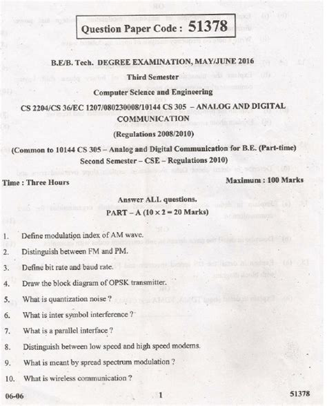 question papers for analysis and design of analog integrated circuits cs2204 analog and digital communication may june 2016 question paper question papers