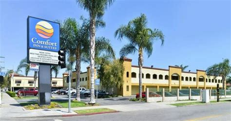 comfort inn suites long beach the comfort inn suites in long beach california