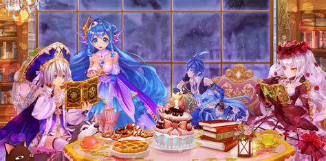 secret chocolate aura kingdom image undine wallpaper 2 jpg aura kingdom wiki