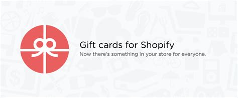 Shopify Gift Card App - introducing gift cards for shopify ecommerce marketing blog ecommerce news
