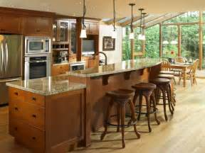 Kitchen Island Plans With Seating by Semi Custom Cabinetry