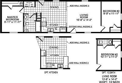 new mobile home floor plans archives new home plans design single wide mobile home floor plans michigan archives