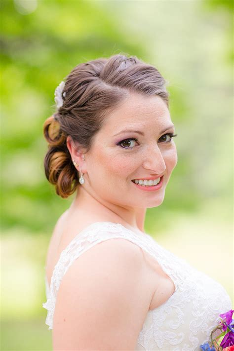 Wedding Hair And Makeup Vermont by 187 Reading Farms Estate Wedding Wedding Hair And Makeup
