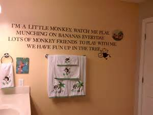 monkey bathroom decor monkey bathroom sets images frompo 1