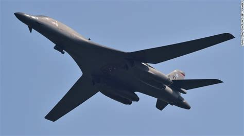 New Bomber1 us b 1 bombers fly south korea in show of cnnpolitics