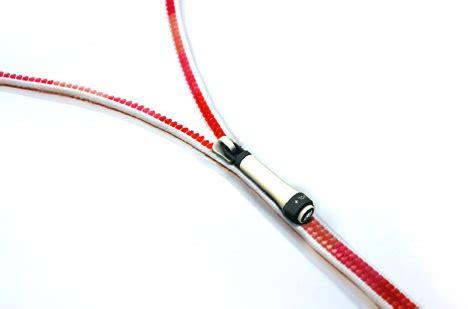 best zip earphones headphones design 100 tangle free sport zip earbuds