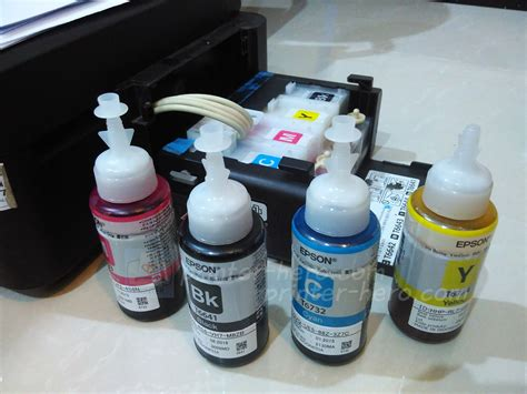 Tinta Warna Printer Epson kode serial number tinta epson l series printer heroes