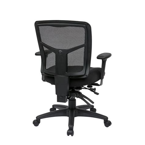 osp office furniture osp progrid mesh back manager s chair atwork office furniture