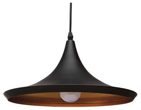 euclid single bulb pendant light by nuevo hgml366