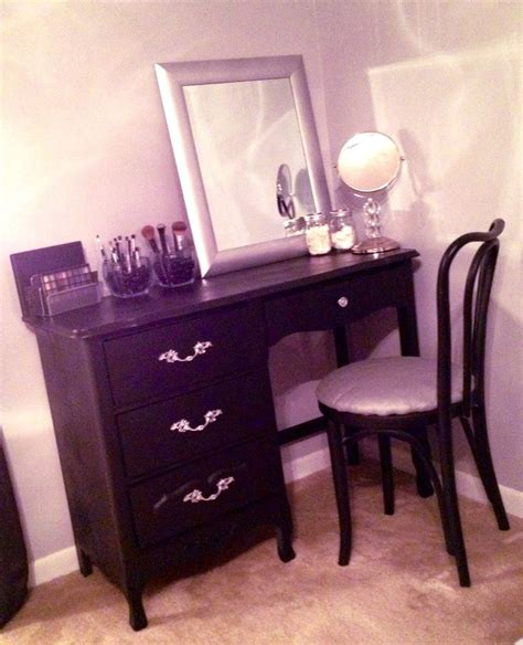 diy makeup vanity plans my homemade vanity one man s trash is another determined