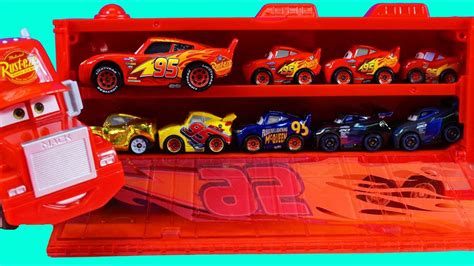 Cars Mini Racers Ramirez disney cars mini racers cars 3 series with small lightning mcqueen ramirez mack